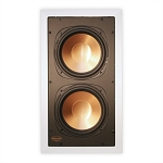 "Klipsch RW-5802 Dual 8"" In-wall Subwoofer"