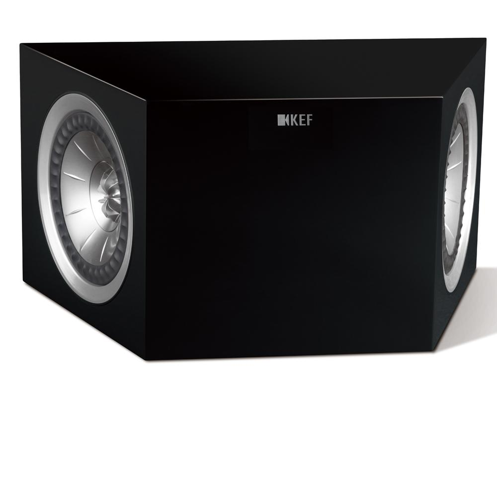 KEF R800ds Dipole Speaker - Gloss Black (Pair)