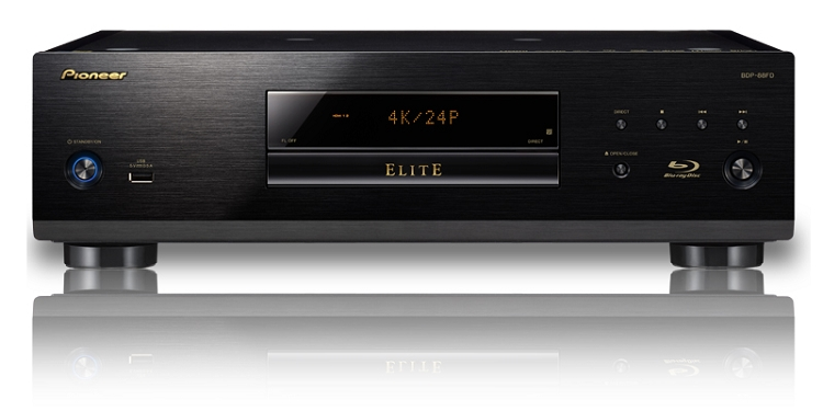 ELITE Blu-ray Players