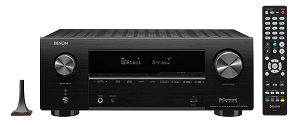 Denon AVR-X2700H Home Theater Receiver - Back Order