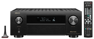 Denon AVR-X4700H Home Theater Receiver