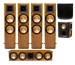 Klipsch RF-7 II  Ultra 7.0 Home Theatre System - Cherry