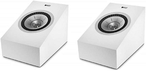 KEF Q50a Dolby Atmos Surround Sound Speaker (White) - Pair