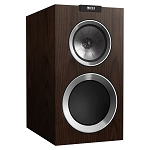 KEF R300 Bookshelf Speaker - Walnut (Pair)