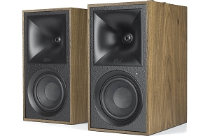 Klipsch The Fives Bluetooth Speaker (Walnut)