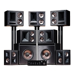 Klipsch THX ULTRA2 7.2 Ultimate Home Theater System BUNDLE