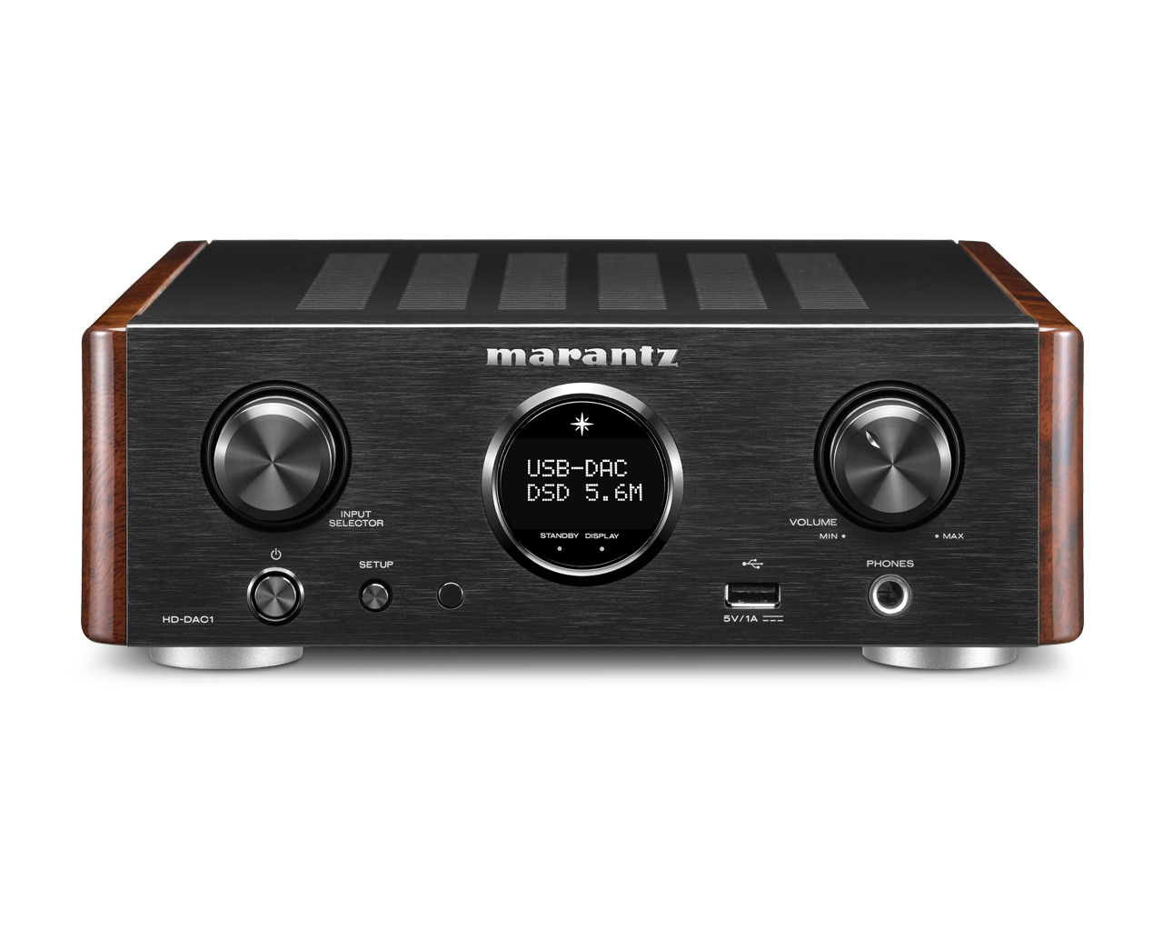 Marantz HDDAC1 Headphone Amplifier with DAC-Mode