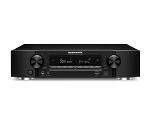 Marantz NR1607 - 7.2 Channel Network Audio/Video Surround Receiver with Bluetooth and Wi-Fi