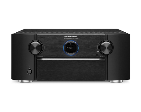 Marantz SR8012 AVR <br> 205w 11.2 Channel flagship AV Receiver with Wi-Fi, Dolby Atmos, DTS:X, and HEOS