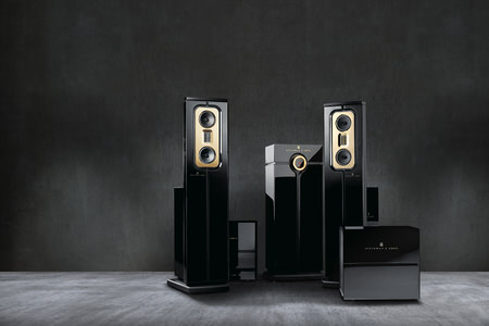 Steinway and Sons Speakers
