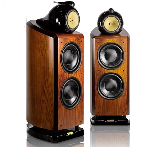 Capital Sound Signature Series SS10 Three Way Double Bass Tower Speaker (Each)
