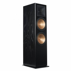Klipsch RF-7 III Black Reference V Series Tower - Each