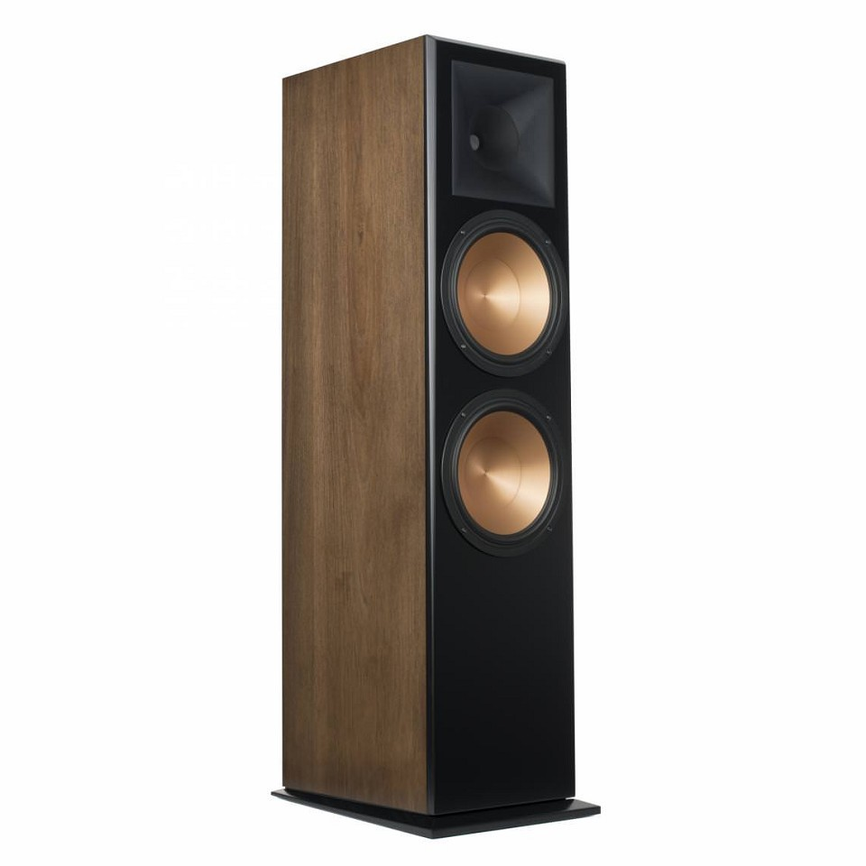 Klipsch RF-7 III Reference Floorstanding Tower Speaker Walnut