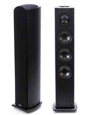 Pioneer ELITE SP-EFS73 <br>Dolby Atmos enabled Concentric Floorstanding Speakers designed by Andrew Jones